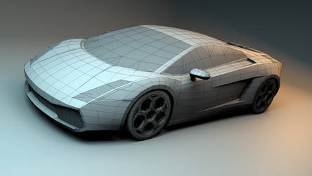 Lamborghini Gallardo WIP