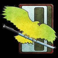 Clan Jade Falcon Logo by Punakettu