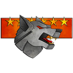 Clan Wolf in Exile Logo