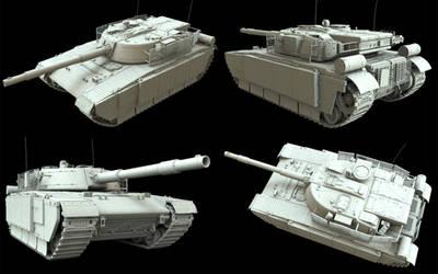 Tank by Punakettu