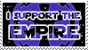 Empire stamp by Punakettu