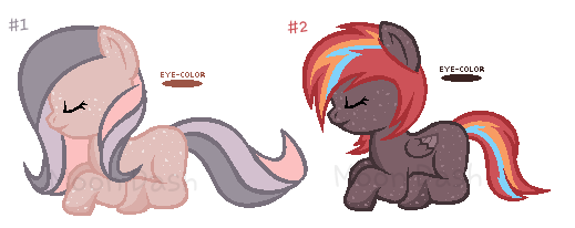 Free Pony Raffle [CLOSED] by MoonDash