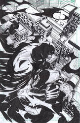 Batman by ikanasin