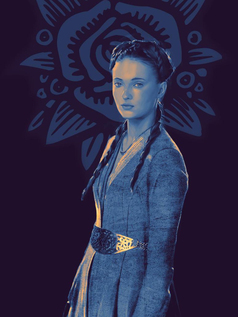 Sansa by Khorin