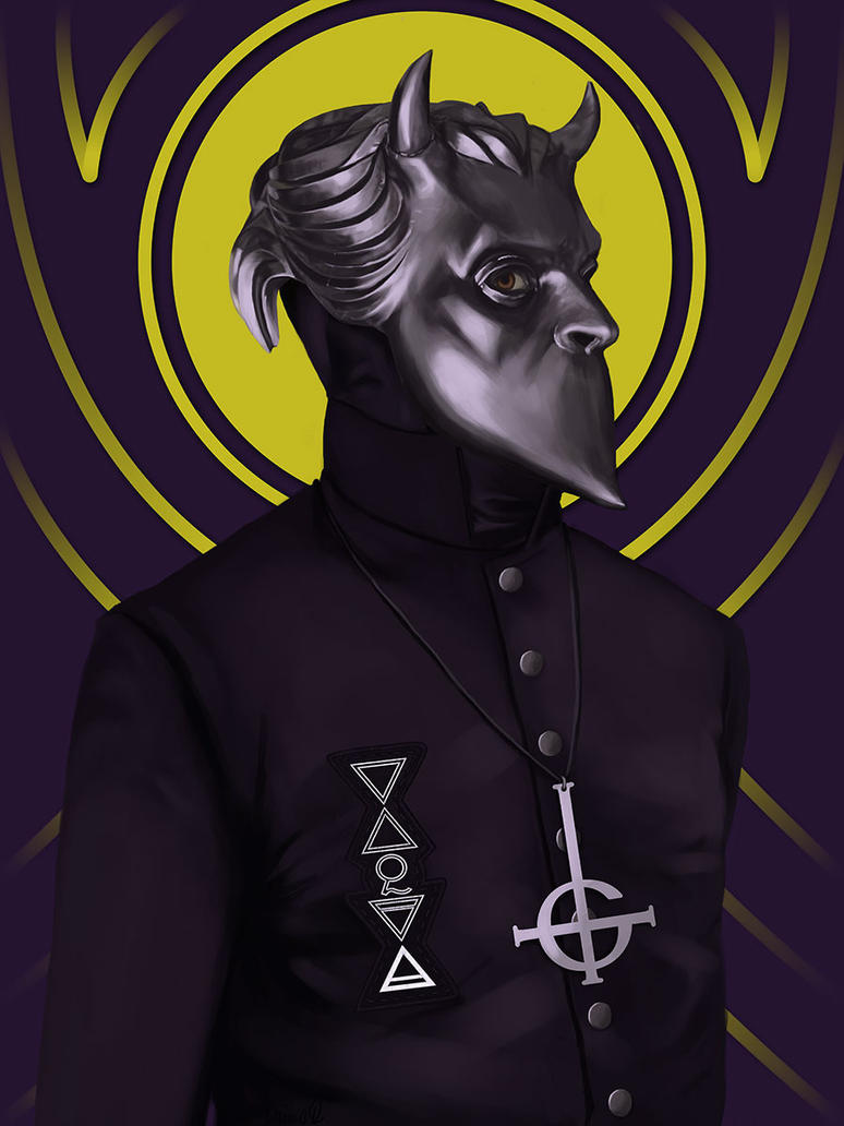Ghost's Nameless Ghoul Air by Khorin