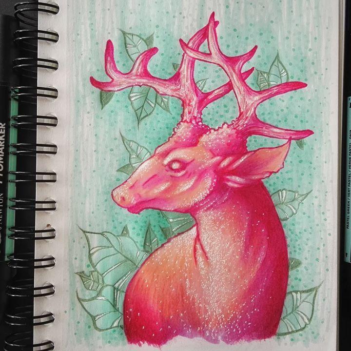 Oh deer! by Koteck