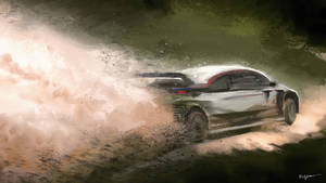 Beat the forrest WRC