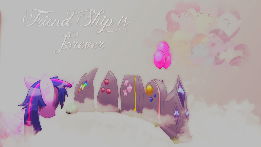 Friend Ship is forever... by candi13