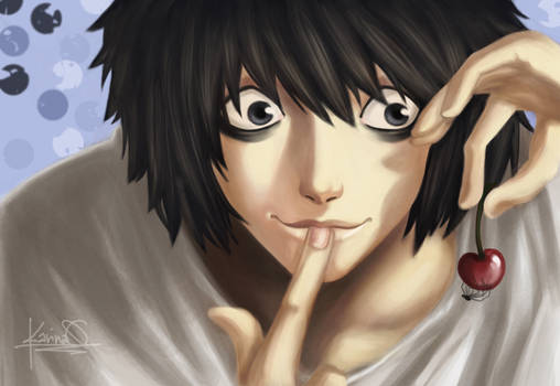 Deathnote: L's curiosity