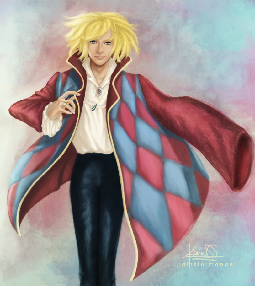 Jenkins And Wynne >> Wizard Howl by rainstormangel on DeviantArt