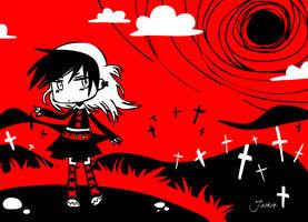 x_Red_x by Jackce-Art