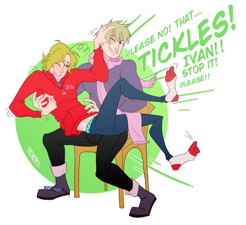 Tickles by SabakuNoJackce