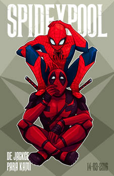 SpideyPool for the love