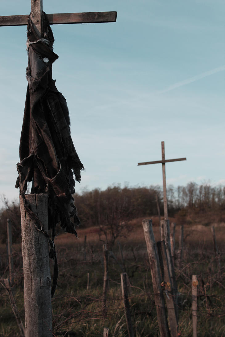 hungarian scarecrow by LurchiMone