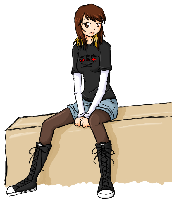 Oh hi by mashimaru-san