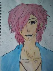 manga painting by drawingwithmeris