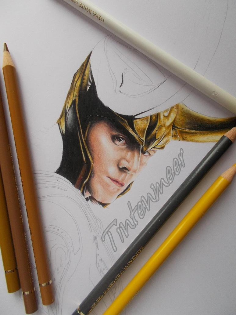 Loki [WIP] by Tintenmeer