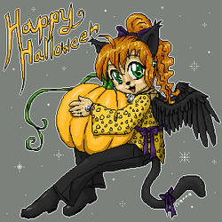 Happy Halloween 07 by Ciarra
