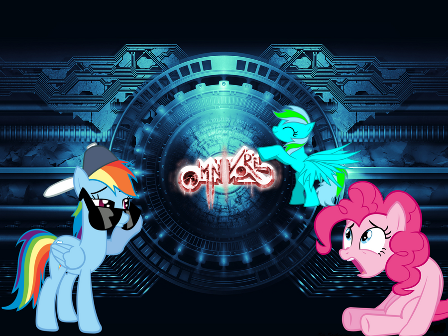 Omnipony's Album cover by Cynder2d