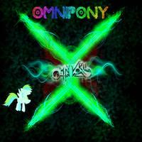 OMNIPONY Album Artwork (noname) by Cynder2d
