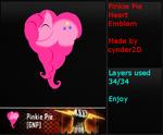 Pinkie Pie Love Heart [Black ops 2 emblem]
