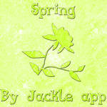 Spring by jackle app [by me ^_^]
