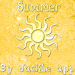 Summer by jackle app [Cover me like the rest ^_^]
