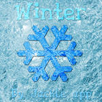 Winter By jackle app [simple design]