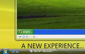 Transform WinXP to WinVista by Ausrif