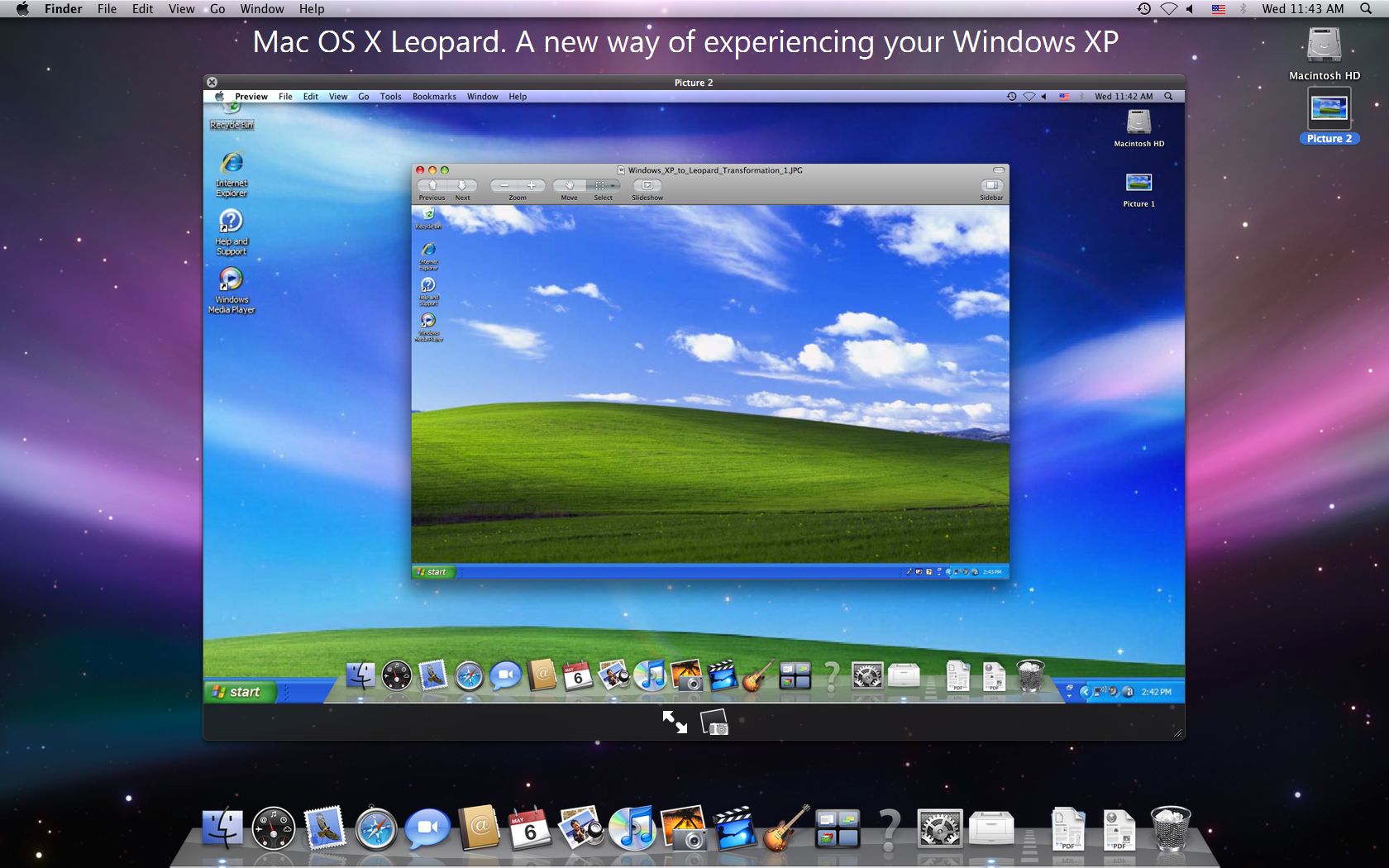 Transform winxp to mac os x by ausrif on deviantart for Innenarchitektur mac os x