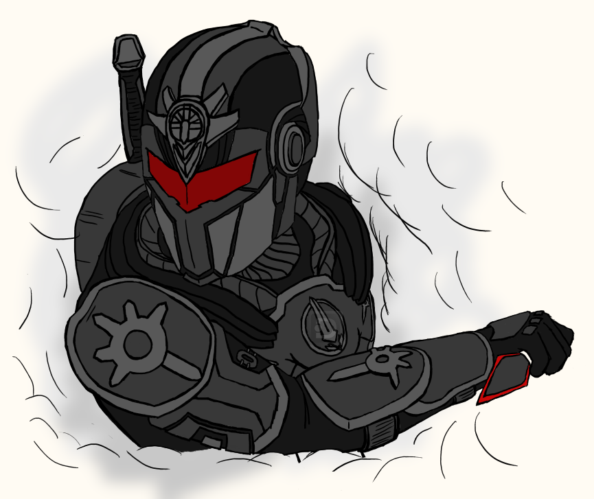 NYR'13 day 7 - Tribes Ascend Infiltrator by Deimonian