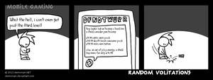 Random Volitations 034 - Mobile Gaming