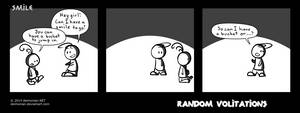 Random Volitations 86 - Smile