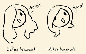 doipy haircut by Deimonian