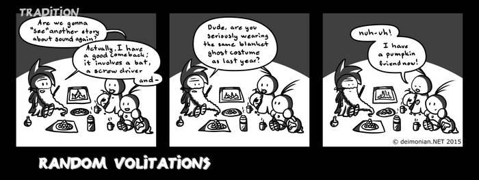 Random Volitations 114 - Tradition