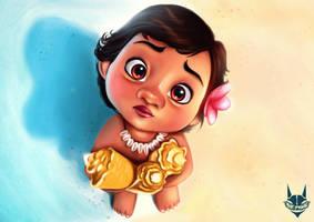 BABY MOANA