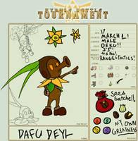Dafu Deyl - Hyrule OCT by Koolsnowball