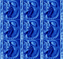 blue icons by laserboyjc