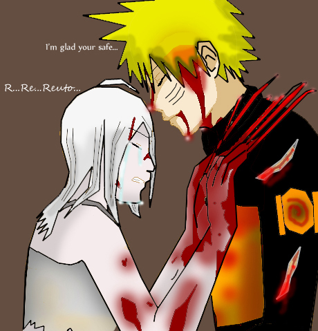 Naruto x Moka Drabbles! Ch 2! Unsealed! by TheRealKyuubi16 on ...