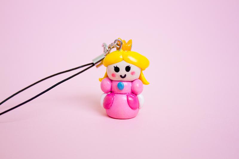 SUPER MARIO PRINCESS PEACH PHONE TELEPHONE WALL PLATE ... |Princess Peach Cell
