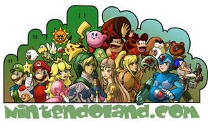 Nintendo Land.com by GunnerGurl