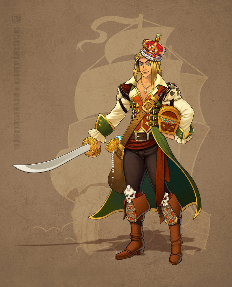 king of the pirates - photo #6