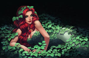 Poison Ivy by GunnerGurl