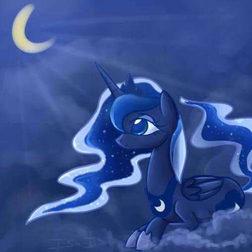 Luna by Isa-Isa-Chan
