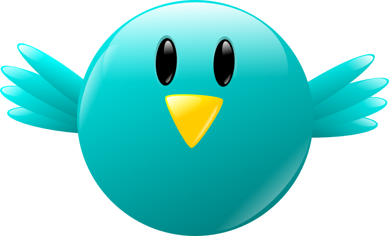 Twitter icon by aleandros 45+ Delicious Free Twitter Icons and Resources