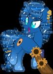 Tardis Horse