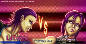 LaTonya VS Keeya by DeForrest