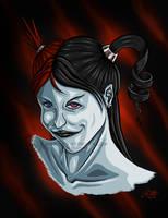 Harley Quinn by DeForrest