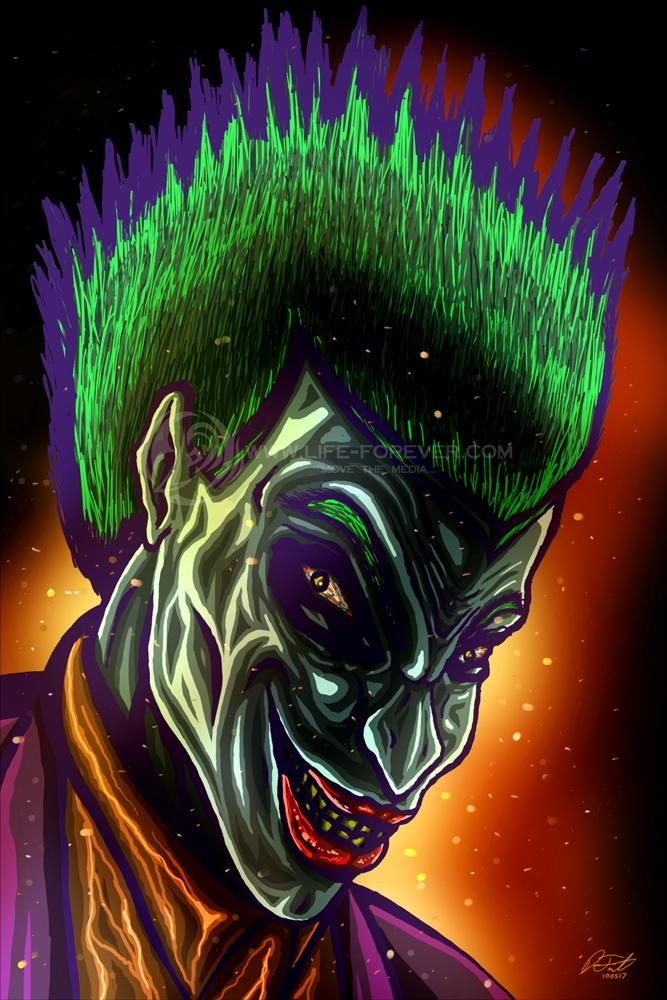 The Joker by DeForrest