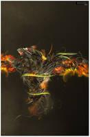 soul of mystic phoenix by Feni-x